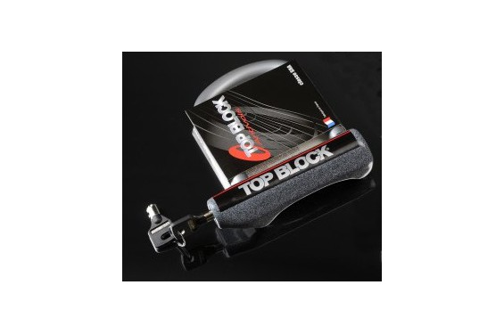 Antivol SRA Moto Type U Top Block Silver 16/120