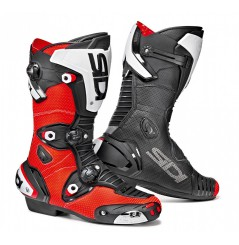 Bottes Moto Racing SIDI MAG-1 AIR Noir - Rouge