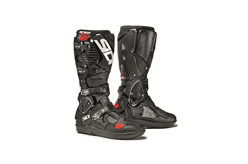 botte moto cross sidi crossfire 3 srs noir street moto piece. Black Bedroom Furniture Sets. Home Design Ideas