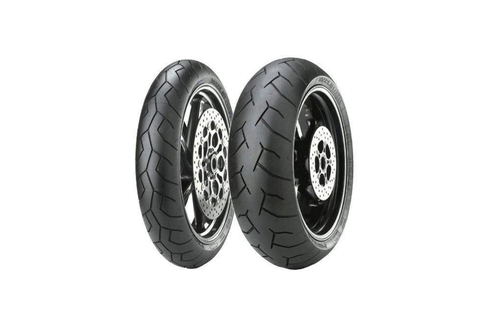 pneu pirelli diablo 120 70 zr 17 58w street moto piece. Black Bedroom Furniture Sets. Home Design Ideas