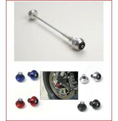 Crash Balls LSL de Fourche pour Suzuki GSR750 (11-16) GSXS1000 (15-16)