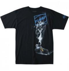 T-Shirt FMF BOXCAGE Noir