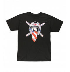 T-Shirt FMF RONNIE RAIDER Noir