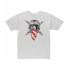 T-Shirt FMF RONNIE RAIDER Blanc