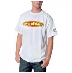 T-Shirt FMF THE DON Blanc