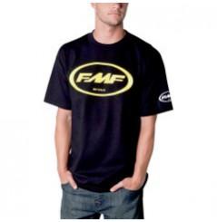 T-Shirt FMF CLASSIC DON Noir - Jaune