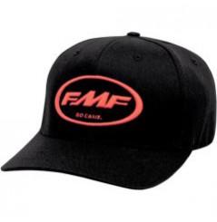 Casquette FMF FACTORY DON Noir - Rouge