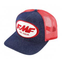 Casquette FMF RONNIE MAC Bleu - Rouge
