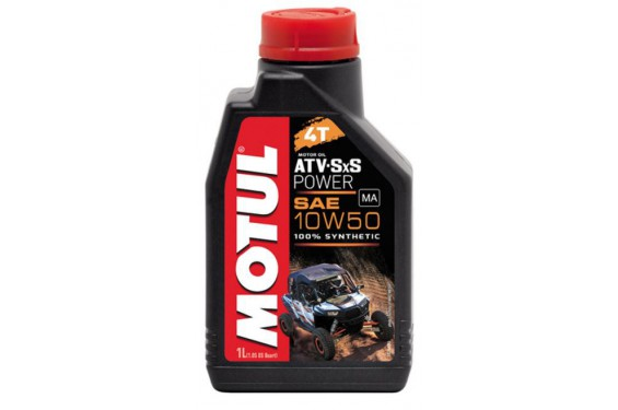 huile motul atv sxs power 10w50 100 synth se 1 litre street moto piece. Black Bedroom Furniture Sets. Home Design Ideas