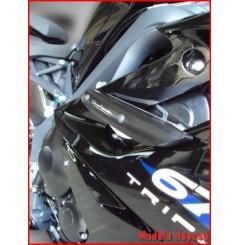 Kit Patins Top Block pour Triumph 675 Daytona (05-12)