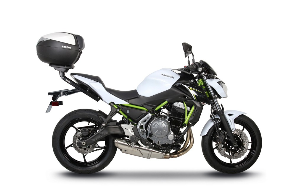 accessoires moto kawasaki ninja 650 de 2017. Black Bedroom Furniture Sets. Home Design Ideas