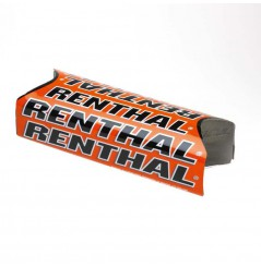 Mousse De Guidon Team Replica RENTHAL Moto-Quad Orange Pour Guidon Sans Barre