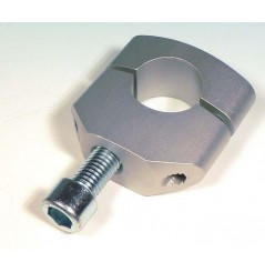Pontet Réglable pour Tés percé 12mm, Hauteur 35mm - Ø Guidon 22.2 mm