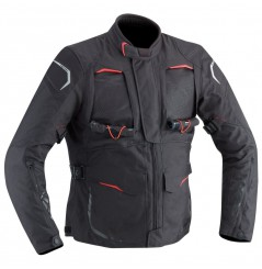 Veste Moto Ixon CROSS AIR Noir