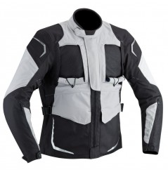 Veste Moto Ixon CROSS AIR Noir - Gris