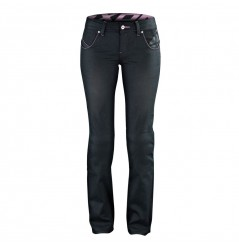 Pantalon Femme Jean Ixon BRITNEY Noir