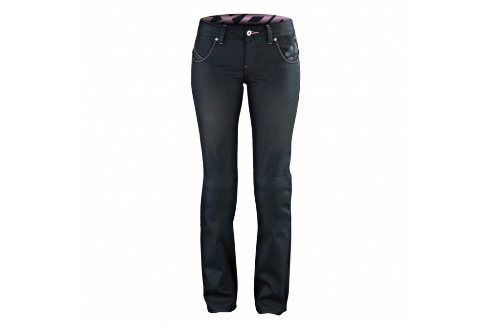 Britney Noir Ixon Pantalon Jean Femme Piece Street Moto c3ulFK1TJ5