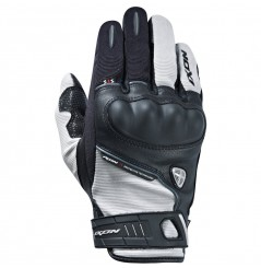 Gants Moto Roadster Ixon Rs Grip Hp Noir - Gris