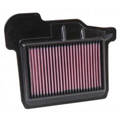Filtre a Air K&N pour MT-09 (14-20) Tracer 900 (16-20) XSR 900 (16-20)