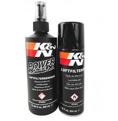 Kit Entretien pour Filtre a Air K&N AEROSOL