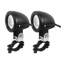 Feux Additionnels Moto Tecno Globe DUAL LED / 4