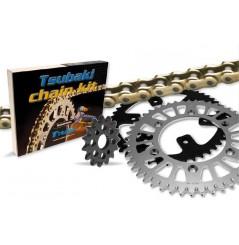 Kit Chaine Moto Tsubaki pour Triumph 800 America (07-09)