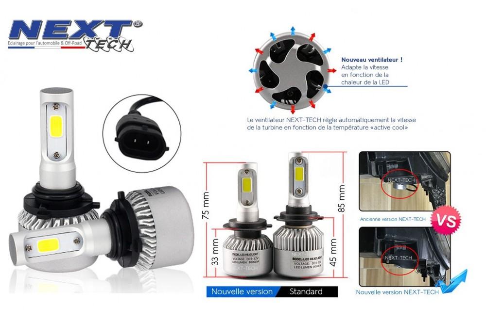 ampoules led ventil es 360 moto hb3 9005 75w compactes next tech street moto piece. Black Bedroom Furniture Sets. Home Design Ideas