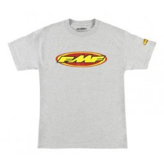 T-Shirt FMF THE DON Gris