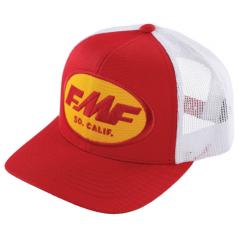 Casquette FMF ORIGINS Rouge - Blanc