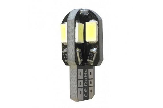 Ampoule de Veilleuse à LED Spéciale Canbus pour Moto