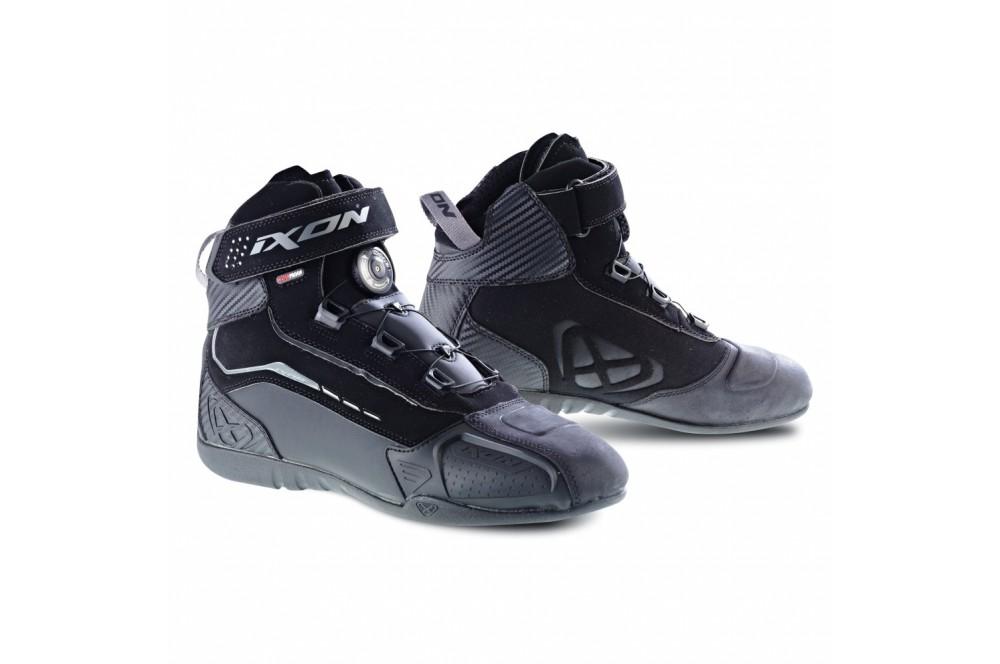 chaussure moto ce ixon soldier evo noir street moto piece. Black Bedroom Furniture Sets. Home Design Ideas