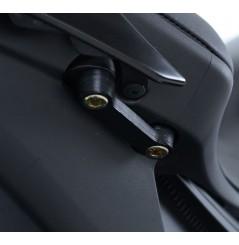 Cache Orifice Support de Repose-Pieds R&G pour Yamaha R6 (17-19)