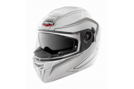 Casque Caberg EGO ELITE White / Silver