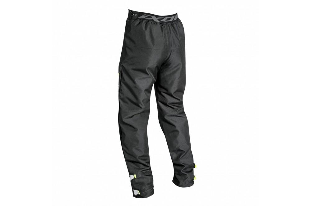 pantalon pluie ixon sentinel noir street moto piece. Black Bedroom Furniture Sets. Home Design Ideas