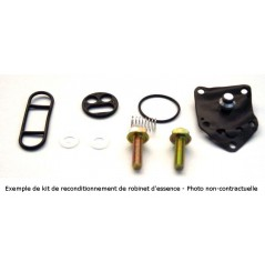 Kit Réparation Robinet D'essence Quad TOURMAX pour Kawasaki KVF 360 Prairie (03-11)