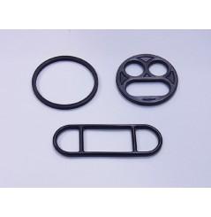 Kit réparation robinet d'essence pour ZX6R (98-02) - W650 (99-02) - ZX9R (98-03)
