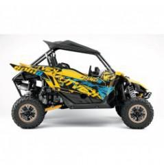 Kit Déco KUTVEK Pour SSV Yamaha YXZ 1000 (16-17)