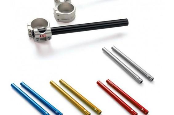 Guidons Bracelets Relevés 37mm LSL