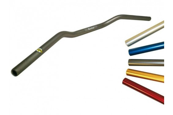 Guidons Street Bike Renthal Diamètres 22.15 mm