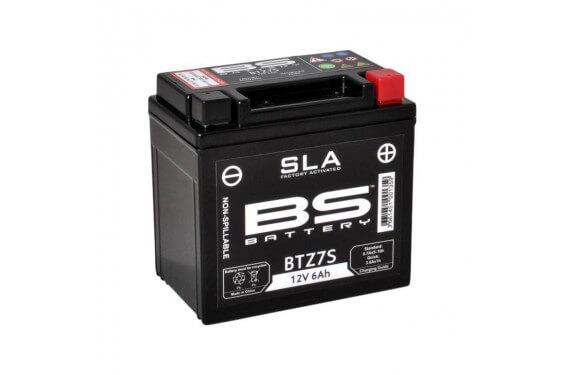 Batterie Moto BS BTZ5S SLA
