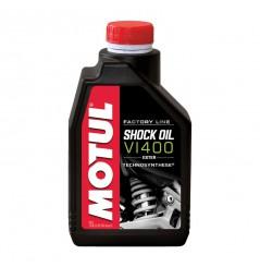Huile amortisseur Moto Motul Shock Oil VI400 Factory line 1 Litre