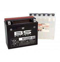 Batterie Moto BS BTX20H-BS