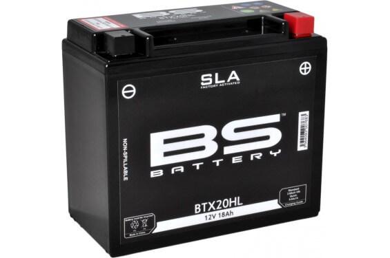 Batterie Moto BTX20HL BS SLA