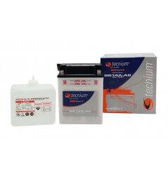 Batterie Moto Tecnium BB14A-A2 (YB14A-A2-CB14A-A2)