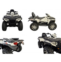 Kit Extension D'Ailes D2 Pour Quad Polaris Sportsman 570 Touring (14-16)