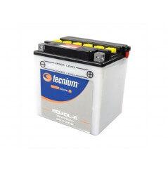 Batterie Moto Tecnium BB30L-B (YB30L-B / CB30L-B)