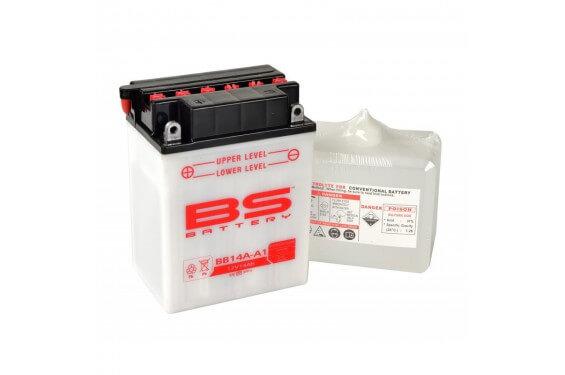 Batterie Moto BS BB14A-A1