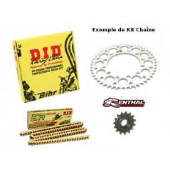 Kit Chaîne Renforcé DID / Renthal pour Gas Gas EC125 (03-12)