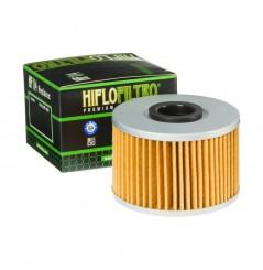 Filtre a Huile Quad Hiflofiltro HF114 pour Honda TRX 500 FA Fourtrax Rubicon (15-18)