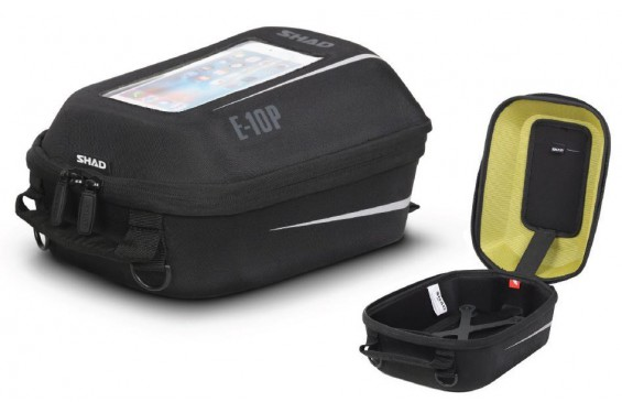 Sacoche de réservoir Shad PIN Système E-10P